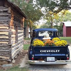 One of my favorite Saturdays this Fall season,  was when I got out the old truck for plant and pumpkin shopping. This is another shot I made.  Have a Blessed evening friends!