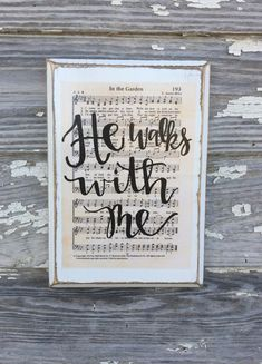 Our hand lettered hymn boards are made to order and will be mailed out via USPS Priority Mail within business days of purchase. Each hymn is In The Garden Hymn, Wood Crafts, Paper Crafts, Scrabble Crafts, Scrabble Art, Frame Crafts, Fun Crafts, Hymn Art, Scripture Quotes