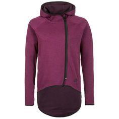 Nike Sportswear Kapuzenfleecejacke »Tech Fleece« für 109,95€. Weiches und warmes Material, Asymmetrischer Reißverschluss bei OTTO
