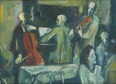 Vincent Hložník: Nad ránom:1942