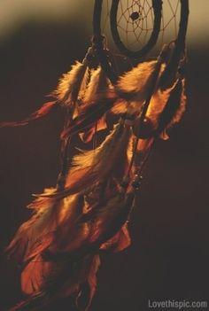 hippy dream catcher boho feathers