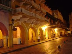 Ciudad Amurallada, Cartagena de indias, Colombia Country, Landscapes, Travel, Cartagena Colombia, Street, Vacations, Countries, Paisajes, Viajes