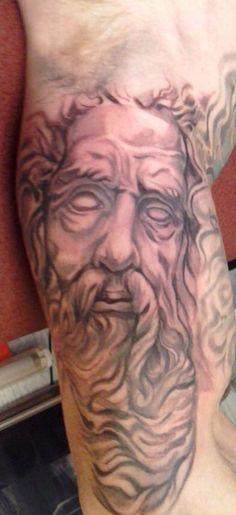 Nice arm pit tattoo!!
