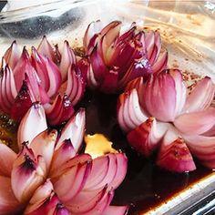 Sült lilahagyma virág – ezt neked is ki kell próbálnod! Vegan Recipes, Cooking Recipes, Vegas, Hungarian Recipes, Vegetarian Dinners, Veggie Dishes, Food Inspiration, Healthy Snacks, Good Food
