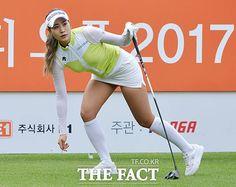 Celebrity lady golfers paige