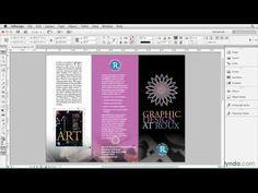 InDesign tutorial: Adding and reading metadata for InDesign files | lynda.com In Design Tutorial, Design Tutorials, Make Money Online, How To Make Money, Online Earning, Good Tutorials, Image Processing, Adobe Indesign, Image Editing