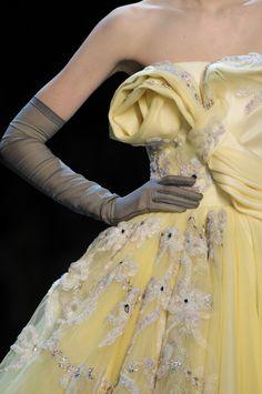 John Galliano for Christian Dior Spring Summer 2011 Haute Couture