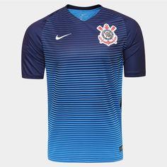 Camisa Corinthians III 2016 s nº Torcedor Nike Masculina - Compre Agora 48c08b669aa8a