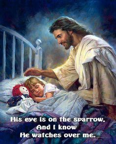 Jesus loves the little children. All the children of the world. They are precious in His sight. Jesus loves the little children of this world. Images Du Christ, Pictures Of Jesus Christ, Image Jesus, Jesus Christus, Jesus Painting, My Jesus, Christian Art, Christian Stories, Religious Art