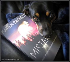 Pinning for Mystery, the MISTAKEN-ly uncredited Dachshund:D [MISTAKEN by Karen Barnett. Yes, the cover might say Karen lives with 3 cats, but Mystery the #dachshund is the real muse . . .  http://www.KarenBarnettBooks.com]