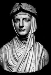 Il ritratto di Francesco Petrarca: un'opera di Carlo Finelli che si trova alla Protomoteca del Campidoglio, Roma