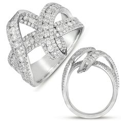 Lordo's Diamonds fashion ring