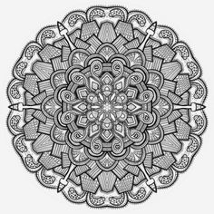 Mandala drawing 21 by *Mandala-Jim on deviantART