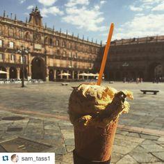 #Repost @sam_tass1 missing plaza mayor✨ #ispyapi #salamanca #studyabroad