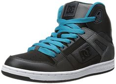 High Shoes, Black Shoes, Hip Hop Shoes, Rebounding, Skate Shoes, Sports Shoes, Sneakers Fashion, Aqua, Unisex