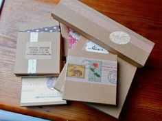 Rebecca Anderson of Songbead. a post about her branding