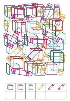 Логопед. Тольятти. Дефектолог. Дети. Primary Maths Games, Maths Puzzles, Math Games, Visual Perceptual Activities, Brain Activities, Preschool Activities, Fun Worksheets, School Worksheets, Math For Kids