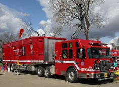 Dallas Fire Department | Haz/Mat Decon Units - 9 - a gallery on Flickr