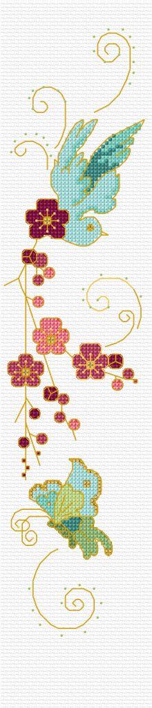 9 Jan - Oriental design.  Freebie from http://lesleyteare.com