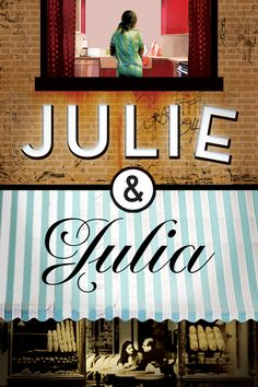 This should have been the dvd art for Julie & Julia