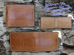 Check out this item in my Etsy shop https://www.etsy.com/listing/274629928/genuine-ostrich-bi-fold-wallet-mens