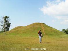 Candi Abang - Berbah, Sleman, Yogyakarta, Indonesia. Visit Indonesia - Indonesia itu indah