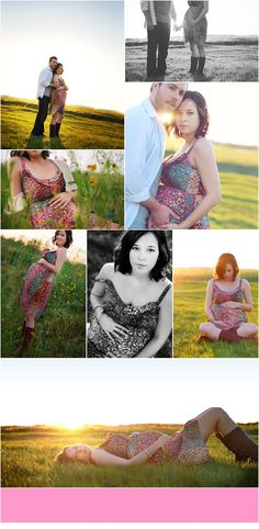 Lovely maternity photos