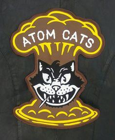 The Atom Cats Garage Logo Fallout 4