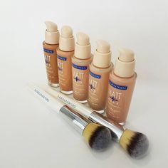 Liquid Foundation, Seventeen, Shampoo, Lipstick, Personal Care, Cosmetics, Bottle, Instagram Posts, Beauty
