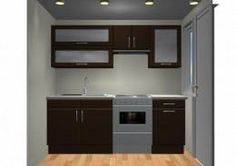 1000 images about ideas para el hogar on pinterest colorful kitchens search and kitchen walls for Cocinas minimalistas pequenas
