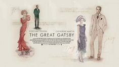 2014 The Oscars 86th COSTUME DESIGN WINNER The Great Gatsby 大亨小傳
