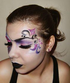 maquiagem fantasia - Google Search