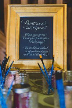 A Romantic Secret Garden Inspired Wedding Guest Book Alternatives, Wedding Story, Favorite Color, Real Weddings, Wedding Inspiration, Wedding Ideas, Invitations, Invite, Reception