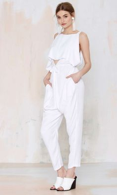 White fresh, fierce design