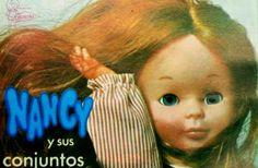 Yo fuí a EGB .Los años 60's y 70's.Los juguetes para niñas de los años 60 y 70. |yofuiaegb La EGB. Recuerdos de los años 60 y 70. Memories of 60's and 70's. Vintage Toys, Face, Old Fashioned Toys, Girls Toys, Infancy, Souvenirs, The Face, Faces, Old School Toys