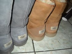 i want some uggs!!!