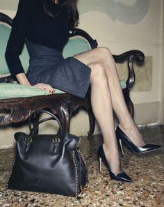 Aymeline Valade by Venetia Scott for Bergdorf Goodman Magazine September 2013