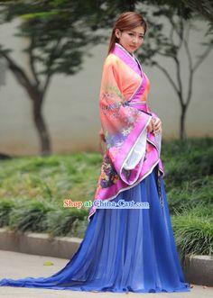 Chinese Princess Hanfu Dresses