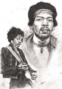 Jimi by Alleycatsgarden on DeviantArt