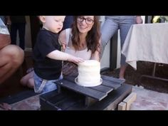 First Birthday Gender Reveal Videography.  Announcement. Surprise. Baby Girl. It's a Girl. Raising Children. One Year Old. Family Photos. Lifestyle Photography