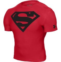 Under Armour Men's Alter Ego Superman Compression Shirt - Dick's Sporting Goods