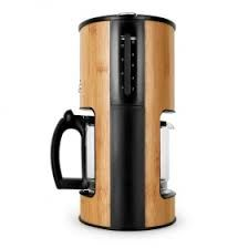 Bamboo Garden Coffee Machine Bamboo Size: One Size Coffee Machine, Coffee Maker, Garden Coffee, Cafetiere, French Press, Kettle, Kitchen Appliances, Perm, Unique