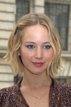 1 Schnitt 7 Frisuren Der Bob Von Jennifer Lawrence Люди