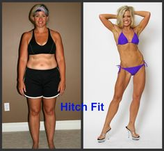 42 Year Old Mom Gets Shredded Competes as WBFF Fitness Model! - Elizabeth Before and After
