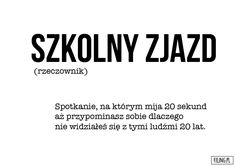 24 PRAWDZIWE znaczenia słów. Text Memes, I Hate You, Life Humor, Good Thoughts, Sad Quotes, Motto, Haha, Funny Memes, Knowledge