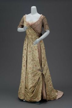 Dress 1915 The Museum of Fine Arts, Boston