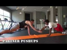 90 Partner Exercises
