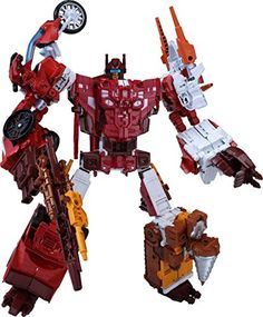 Transformers Takara Tomy Unite Warriors UW08 Computron * Continue to the product at the image link.Note:It is affiliate link to Amazon.