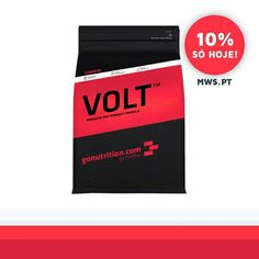 Só hoje até à meia-noite! Aproveita os 10% de desconto no pré-treino Volt!  #MyWheyStore www.mws.pt  #Portugal #Almada #instafit #motivation #fit #fitness #gymlife #pushpullgrind #grindout #flex #instafitness #gym #trainhard #eatclean #grow #focus #dedication #strength #ripped #swole #fitnessgear #muscle #shredded #squat #bigbench #cardio #sweat #lifestyle #pushpullgrind