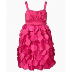 Ruby Rox Kids Dress, Girls Tiered Petal Dress